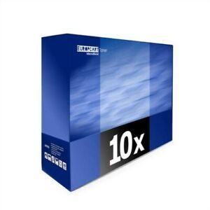 10x Toner für Ricoh Aficio MP-3053 MP-2550 MP-2851 1022 3025 2027 MP-2553