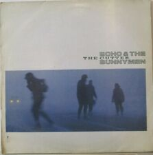 "ECHO & THE BUNNYMEN - The Cutter ~ 12"" Single PS"