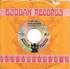 OHIO EXPRESS * 45 * Chewy, Chewy * 1968 #1 * USA ORIGINAL on BUDDAH with Sleeve