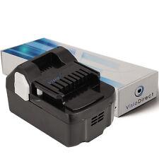 Batterie 18V 3000mAh pour Hitachi FCG18DL - Société Française -