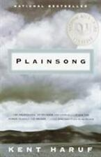 Plainsong by Haruf, Kent
