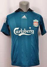 Adidas 2008 Liverpool Football Shirt S Soccer Jersey Camiseta Trikot Custom