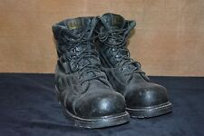 Used Canadian military combat boots size  8  (N16)