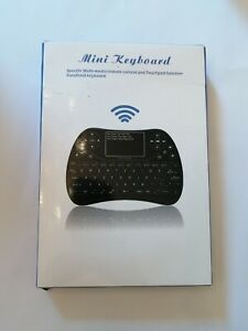 Portable Mini 2.4GHz Wireless Backlight Keyboard Touchpad BL - 5B Lithium-ion Ba