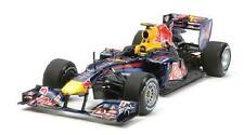 Tamiya 20067 1/20 Scale Formula One Model Kit Red Bull Racing Team Renault RB6
