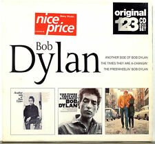 Bob Dylan -  1996 Sony Original 123 CD Box Set 3 Great Original Albums