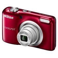 Camara Nikon Coolpix A10 Rojafunda