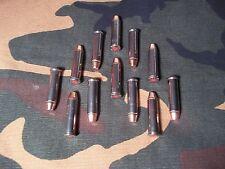 357 MAGNUM SNAP CAPS  SET OF 12 (NICKEL)