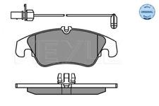 Bremsbelagsatz, Scheibenbremse für Bremsanlage Vorderachse MEYLE 025 247 4319/W