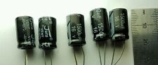 5 x 16v 1500uF Capacitors - LCD / PLASMA TV Repair Kit Replacement 6.3v 10v ESR