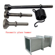 4pcs Hammer Bits Pneumatic Chisel Bits Tools Kit Smoothing Pneumatic Air Hammer