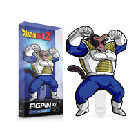 Figpin Dragon Ball Z Great Ape Vegeta XL Collectible Pin #X28 NEW DBZ Collect