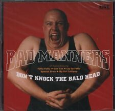 Bad Manners(CD Album)Don't Knock The Bald Head-Receiver-RRCD 249-UK-199-New
