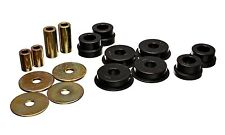 Energy Suspension 3.1108G  Differential Carrier Bushing Black Rear
