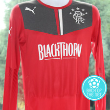 Glasgow Rangers Goalkeeper Shirt 2013-14  Size:S