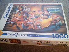 Clementoni Disney jigsaw puzzle 1000 piece Snow White
