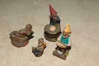 Tom Clark Gnomes Set of 4