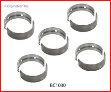 Engine Crankshaft Main Bearing Set ENGINETECH, INC. BC1030.25