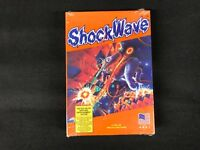 Shockwave (Nintendo Entertainment System, 1990) Brand New Factory Sealed NES