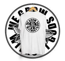 Cult Boyfriend T-shirt Surf Skate Religion Tattoo Streetwear S M L XL