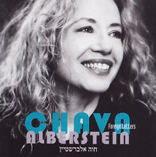 CHAVA ALBERSTEIN - CD - FOREIGN LETTERS