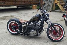 Heckfender Stahl Fender 180 mm für Custom Projekte wie VT600 Bobber Chopper