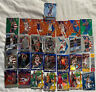 2019-2020 Mosaic And Optic Basketball Color/Insert Lot All Cards, 29 Cards.