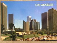 Vintage Postcard Los Angeles California