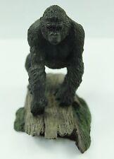Franklin Mint Wildlife Preservation Trust Western Gorilla Sculpture Figurine