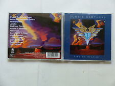 CD Album DOOBIE BROTHERS Sibling rivalry  EAGCD049
