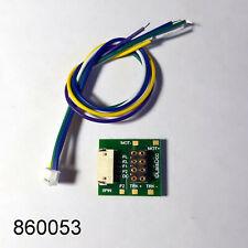 Platine pour loco non équipé digital pour decodeur 8 pin NEM 652 LaisDcc 860053