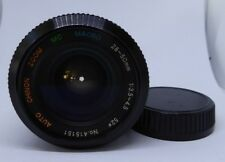 Vintage Auto Chinon Zoom MC Macro 28-50mm 1:3.5-4.5 52 Camera Lens 415151
