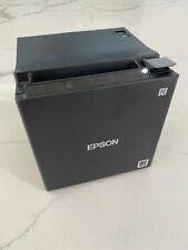 New Listingepson Tm M30 M335a Thermal Pos Receipt Printer Usbethernet Amp Power Supply