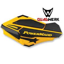 Handprotektoren PowerMadd Sentinel gelb für Quad ATV Enduro