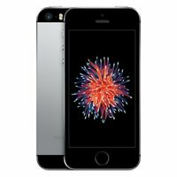 NEW Apple iPhone SE MP7T2LL/A 32GB  UNLOCKED LTE Cellular + WiFi - SPACE GRAY