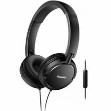 Cuffie Stereo Philips SHL5005 PC TV Mp3 Smartphone Auricolari 32mm con Microfono