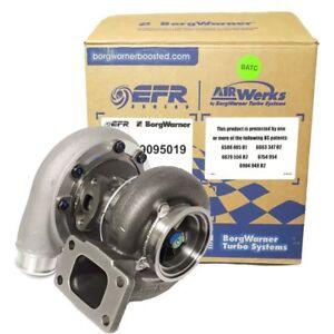 Borg Warner Turbo S252 S200 SX-E P/N: 12709095019 w/ T3 .82 A/R w/ 90mm VB exit