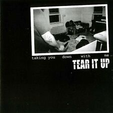 "Tear It Up Taking You Down With Me 12"" ep NJHC"