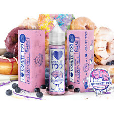 I Love Donuts Too (50ml) e Liquid Plus by Mad Hatter Juice