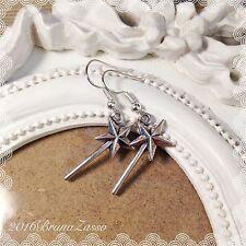 Orecchini Bacchetta Magica Fata Magic Wand Fairy Tale Earrings Stella Cute Retrò