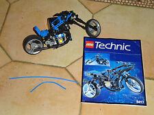 Lego Technic Moto 8417 - Rare