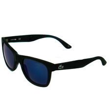 Lacoste Folding Matte Black Sunglasses L778S Blue Lens