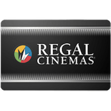 Regal Cinemas Gift Card $20 Value, Only $17.00! Free Shipping!