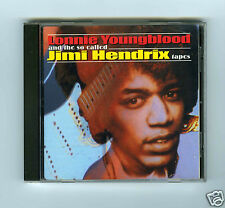 CD  LONNIE YOUNGBLOOD AND THE SO CALLED JIMI HENDRIX TAPES