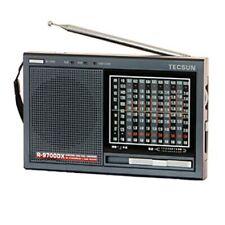 TECSUN R-9700DX Radio Receiver FM SW MW High Sensitivity Stereo Radio pansz