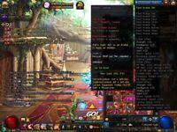 Dungeon Fighter Online Avatar  Majestic Sidetails +45 HP/min avatar dnf dfo