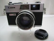 【Good】Canon Canonet QL17 GIII G3 Rangefinder Film Camera From Japan #JT190121-1