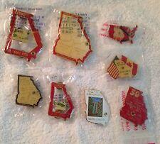 50 state pins | eBay