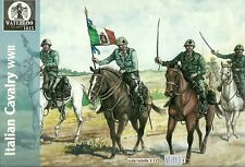 Waterloo 1/72 WWII Italian Cavalry