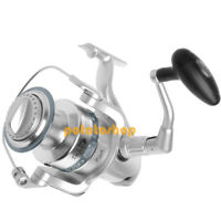 Sea Fishing Reel Tackle Large  4.5:1 Beach Surf Offshore Big Carp Pit Heavy Duty